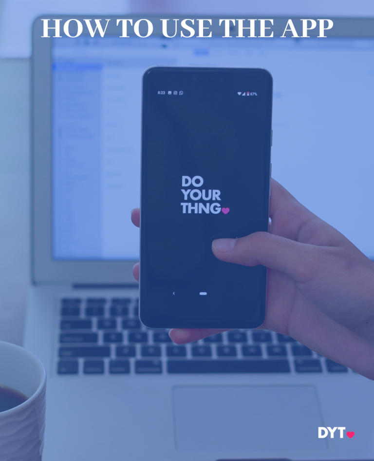 How Does the Do Your Thng App Work?